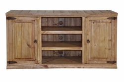 Traditional Santa Rita TV Console