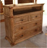 Factory 7 Monterey 4-Drawer Media Chest