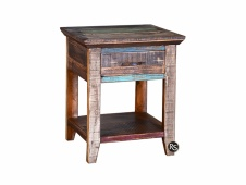 Cabana 1-Drawer Nightstand