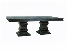 "Gran Hacienda 96""x48"" Double Pedestal Table"