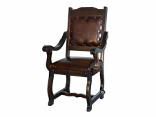 Gran Hacienda Herradura Arm Chair