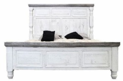 Factory 7 Crown Complete Queen Bed